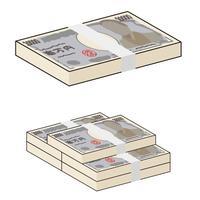 全盲者の紙幣管理について